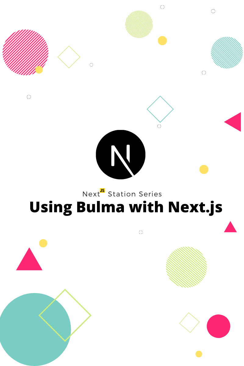 How to use Bulma with Next.js