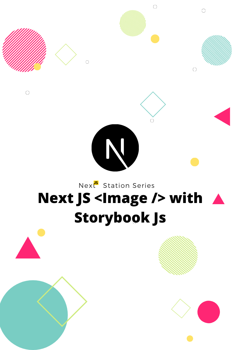 Next-Image with StorybookJS