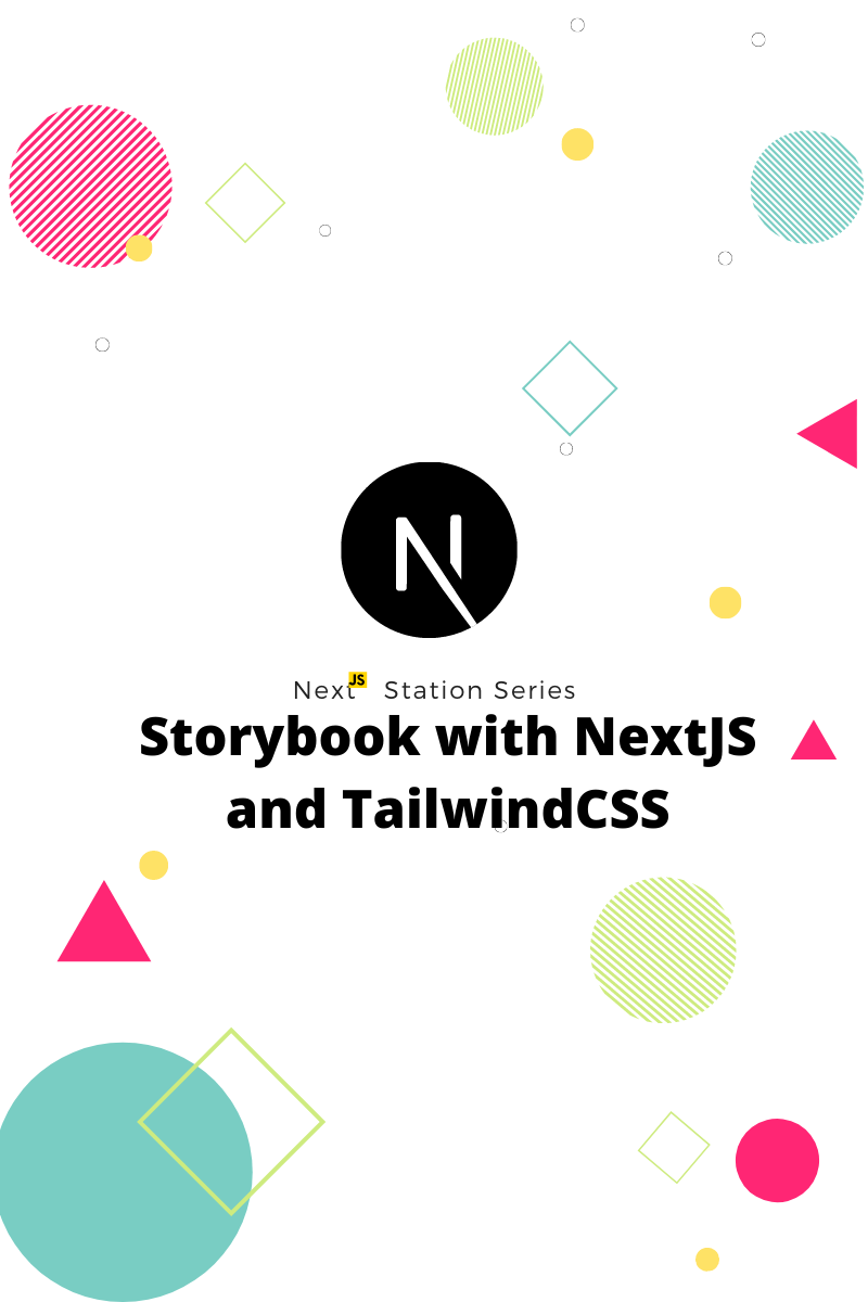 Storybook Js with Next Js and Tailwind CSS